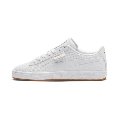Puma Basket Classic Gum Youth Trainers productafbeelding