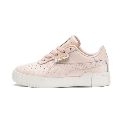 Puma Cali Emboss Kid Girls Trainers productafbeelding