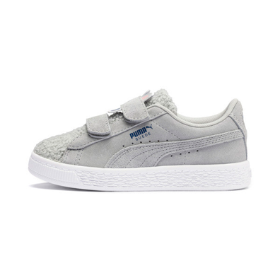 Puma Suede Winter Monster Kids Trainers productafbeelding
