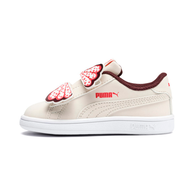 Puma Puma Smash V2 Butterfly Baby Girls Trainers productafbeelding