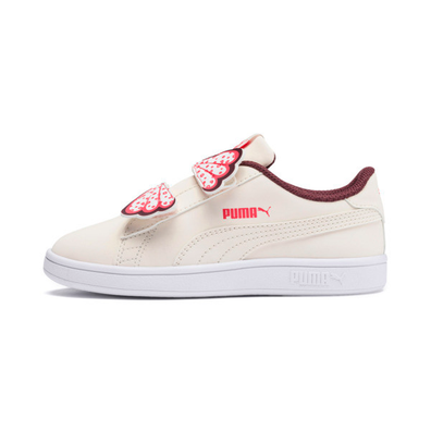 Puma Puma Smash V2 Butterfly Kid Girls Trainers productafbeelding