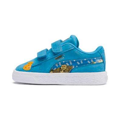 Puma Sesame Street 50 Suede Statement Babies Trainers productafbeelding