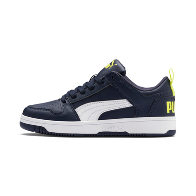 Puma Rebound Lay Up Lo Youth Trainers productafbeelding