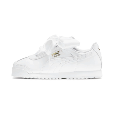 Puma Roma Heart Patent Kids Trainers productafbeelding