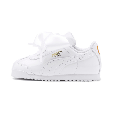 Puma Roma Heart Patent Babies Trainers productafbeelding