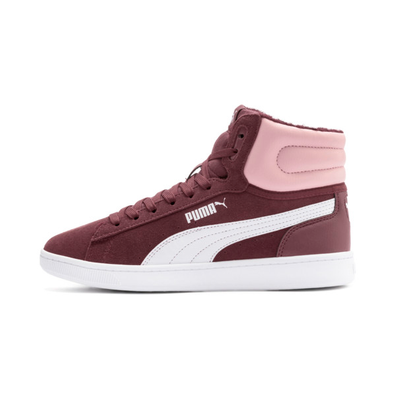 Puma Vikky V2 Mid Fur Youth Trainers productafbeelding