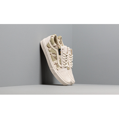 Vans Old Skool (Cordura) White/ Asparagus/ Camo productafbeelding