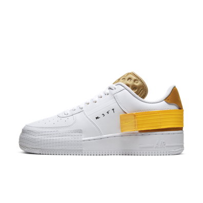 Nike Air Force 1 Type 'N354' - Yellow productafbeelding