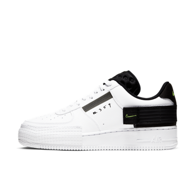 Nike Air Force 1 Type 'N354' - Black & White productafbeelding