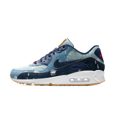 Nike Air Max 90 LEVI'S® BY YOU productafbeelding