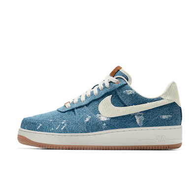 Nike Air Force 1 Low LEVI'S® BY YOU productafbeelding