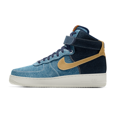 Nike Air Force 1 High LEVI'S® BY YOU productafbeelding