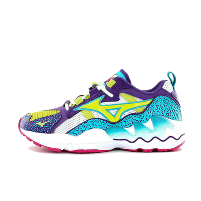 Mizuno Wave Rider 1 Fresh Pack 'Lime Punch' productafbeelding
