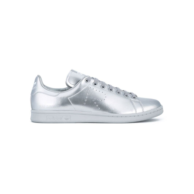 Adidas By Raf Simons metallic 'Stan Smith' trainers productafbeelding