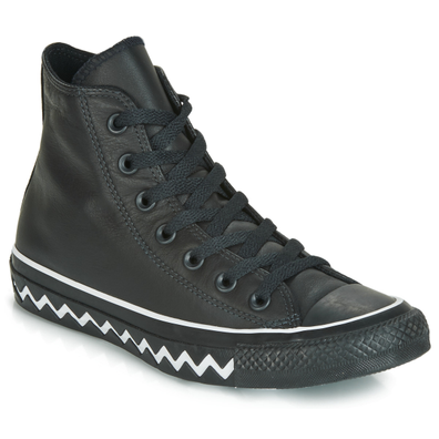 Converse CHUCK TAYLOR ALL STAR VLTG MONO LEATHER HI productafbeelding