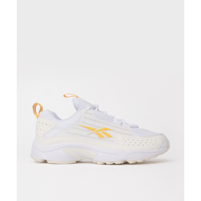 Reebok DMX Series 2200 (White/Chalk/Toxic Yellow) productafbeelding