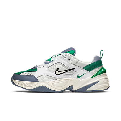 Nike M2K Tekno (Platinum Tint / Sail - Lucid Green) productafbeelding