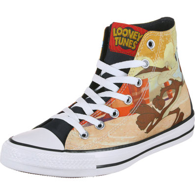Converse All Star Hi Coyote and Road Runner productafbeelding
