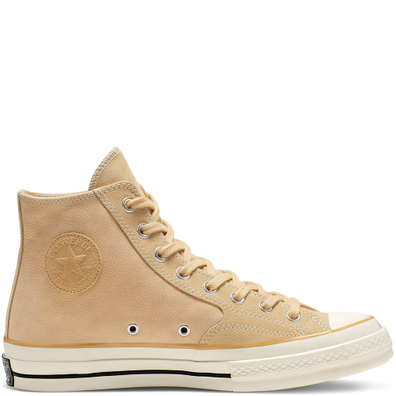 Chuck 70 Leather High Top productafbeelding