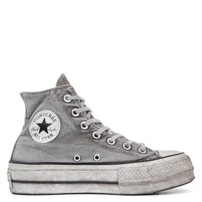 Chuck Taylor All Star Vintage Star Studs Platform High Top productafbeelding