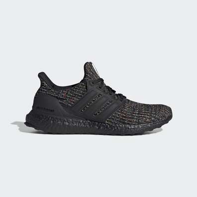 adidas UltraBOOST m Core Black/ Core Black/ Glow Green productafbeelding