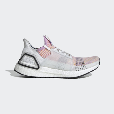 adidas UltraBOOST 19 w Clear Lilen/ Crystal White/ Core Black productafbeelding