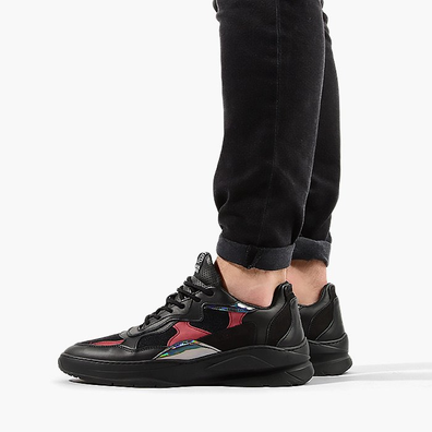 Filling Pieces Low Fade Cosmo Infinity Black/Purple 37625881966PMZ productafbeelding