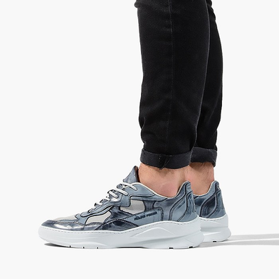 Filling Pieces Low Fade Cosmo Infinity Navy Blue 37625881884PMZ productafbeelding