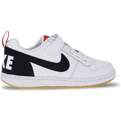 Nike Court Borough Low (PSV) Sneaker Junior productafbeelding