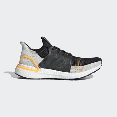 adidas UltraBOOST 19 m Trace Cargo/ Raw White/ Solar Red productafbeelding