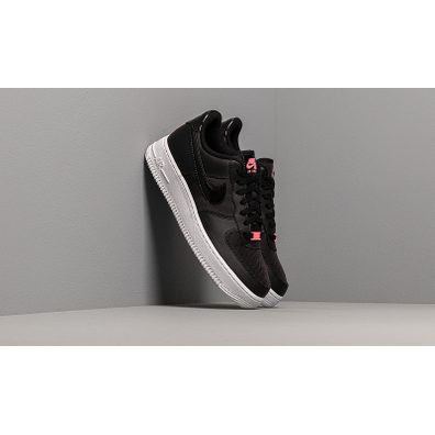 Nike Wmns Air Force 1 Lo Black/ Black-Sunset Pulse-White productafbeelding