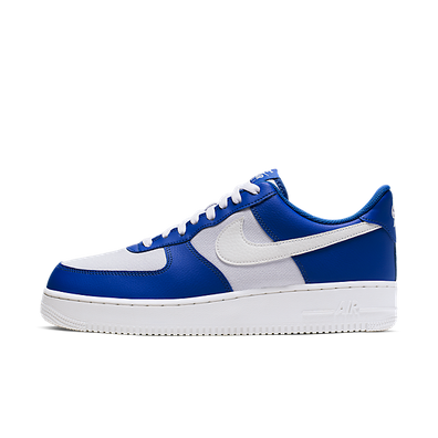 Nike Air Force 1 '07 1 Game Royal/ Summit White-Football Grey productafbeelding