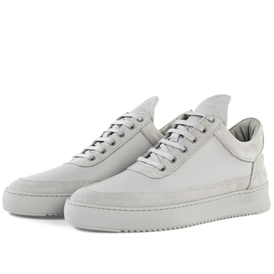 Filling Pieces Low Top Ripple Ejura 'Light Grey' productafbeelding