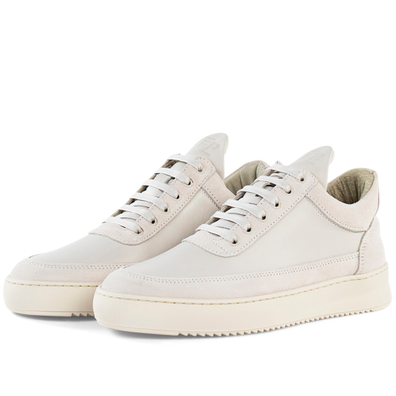 Filling Pieces Low Top Ripple Ejura 'Off White' productafbeelding