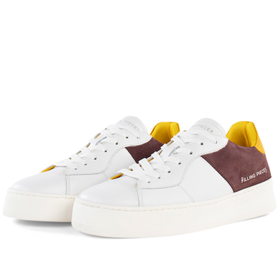 Filling Pieces Low Plain Court 'Burgundy' productafbeelding
