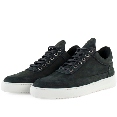 Filling Pieces Low Top Ripple Cairos 'Dark Blue' productafbeelding