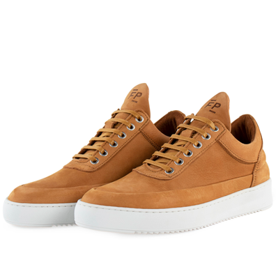 Filling Pieces Low Top Ripple Cairos 'Desert Brown' productafbeelding