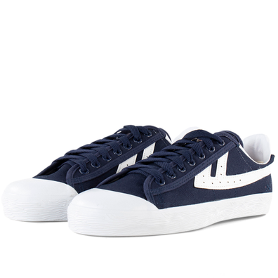 Warrior WB-1 'Navy/White' productafbeelding