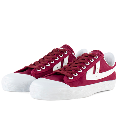 Warrior WB-1 'Burgundy/White' productafbeelding