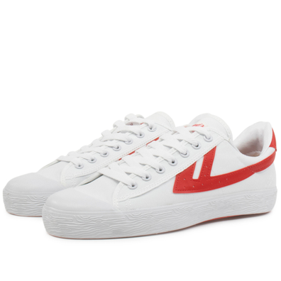 Warrior WB-1 'White/Red' productafbeelding