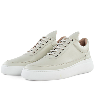 Filling Pieces Low Top Angelica Aedan Nappa 'Off White' productafbeelding