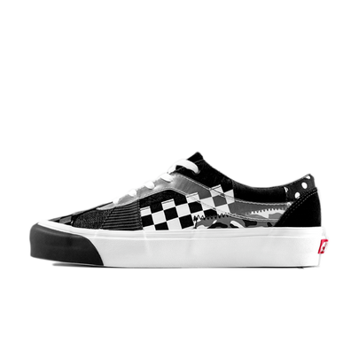Vans Bold Mono Patchwork 'Black & White' productafbeelding