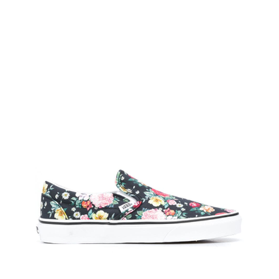 Vans floral slip-on productafbeelding