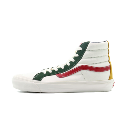 Vans Styke 138 LX 'Green/Red' productafbeelding