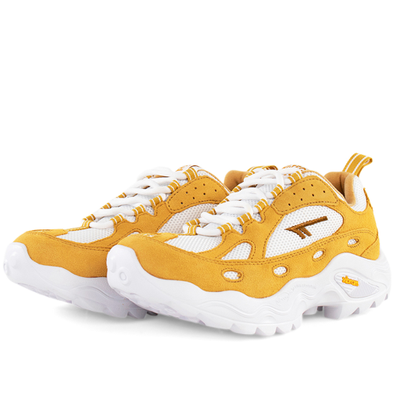 Hi-Tec HTS74 Flash ADV Racer 'Yellow/Mustard/White' productafbeelding