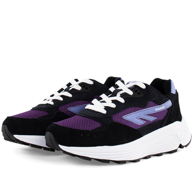Hi-Tec HTS74 HTS Silver Shadow RGS 'Charcoal/Purple' productafbeelding