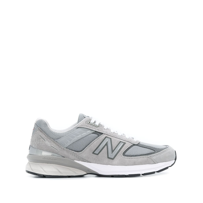 New Balance logo patch low top productafbeelding