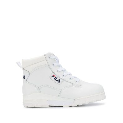 Fila hi-top lace up productafbeelding