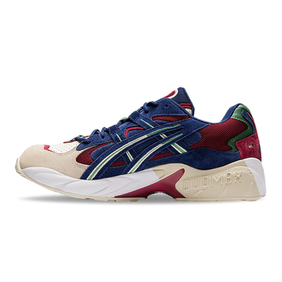 Asics Gel Kayano 5 OG Scholar Pack Birch / Blue Expanse productafbeelding