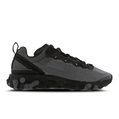Nike React Element 55 SE (Black / Dark Grey) productafbeelding